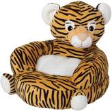 Trend Lab Children's Plush Character Chair, Tiger
