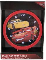 Disney Cars 3 6'' Tabletop/Wall Clock