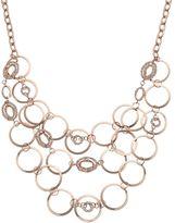 JLO by Jennifer Lopez Circle Link Swag Necklace