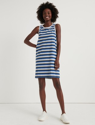 Lucky Brand Stripe Muscle Tank Dress