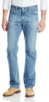AG Adriano Goldschmied Men's The Protege Straight-Leg Jeans