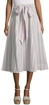 Lisa Marie Fernandez Beach Cotton Skirt