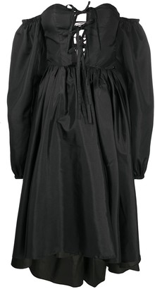 Loulou Off-The-Shoulder Dress