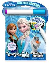 Disney Frozen Imagine Ink Magic Ink with Marker Activity Book