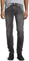 Nudie Jeans Lean Dean Skinny Jeans, Gray Hunt