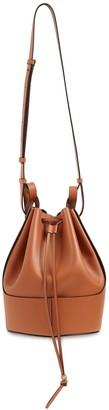 Loewe Balloon Leather Shoulder Bag