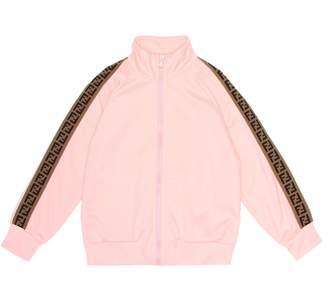 Fendi Jersey track jacket