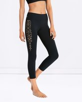 Seafolly Spice Temple 3/4 Leggings