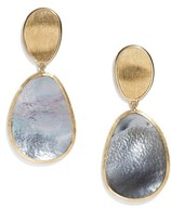 Marco Bicego Women's Lunaria Mother Of Pearl Drop Earrings
