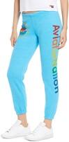 Aviator Nation Rainbow Logo Sweatpants