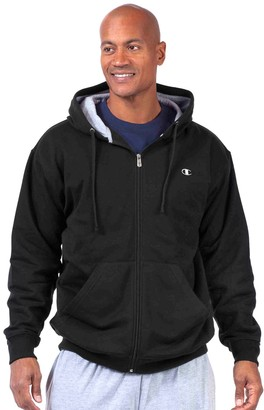 Champion Big & Tall Full-Zip Fleece Hoodie