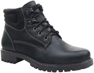 Eastland Leather Ankle Boots - Edith