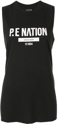 P.E Nation Lead Right tank top
