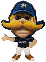 Forever Collectibles Milwaukee Brewers Mascot Figurine