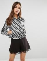 Glamorous Printed Shirt