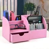 GDYAJHX TRE Creative multiunctional desktop storage box/ pen/ utility storage