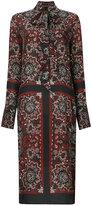 Belstaff Luella printed dress - women - Silk - 38