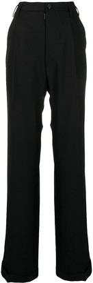 Maison Margiela High-Waist Tailored Trousers