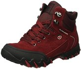 Allrounder by Mephisto Women's Nigata-Tex Rubber 1/O.Suede 48 Ankle Boots,8