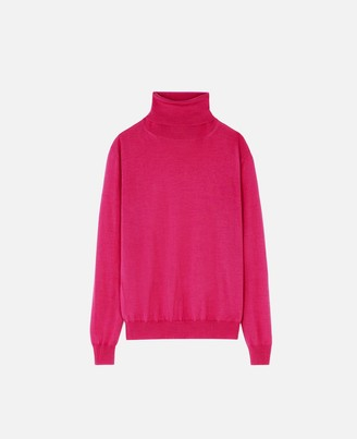Stella McCartney Wool Turtleneck Sweater, Women's