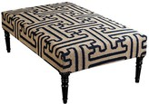 Surya Archive Easton Flatweave Ottoman