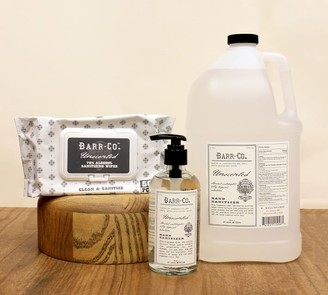 Pottery Barn Barr-Co. Unscented Hand Sanitizers, Refill & Wipes Business Bundle