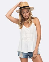 Roxy Womens Up And Up Tank Top