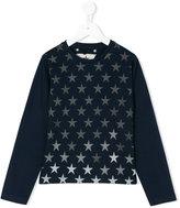 Macchia J Kids star print sweatshirt