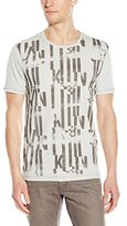 Calvin Klein Jeans Men's Texturizer Crew Nk T