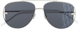 Christian Dior DiorScale aviator-frame sunglasses