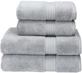 Christy Supreme Hygro Towel - Silver - Bath Sheet