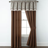 Asstd National Brand Roundabout 2-Pack Curtain Panels