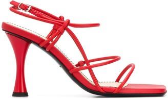 Proenza Schouler Strappy High Heel Sandals