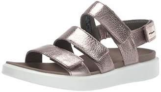 Ecco Women's Flowt 3 Strap Sandal