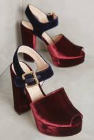 Deimille Maddy Platform Sandals