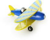 Vilac Blue Body Biplane