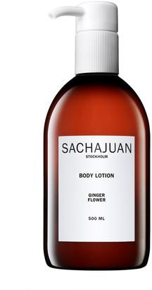 Sachajuan Body Lotion Ginger Flower 500Ml