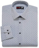 Jf J.Ferrar JF Long-Sleeve Stretch Dress Shirt