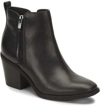 Sofft Double Zipper Boots - Canelli