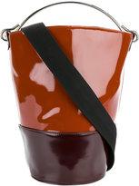 MM6 MAISON MARGIELA bucket tote bag