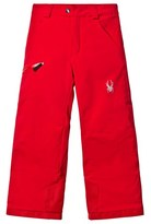 Spyder Red Propulsion Ski Pants