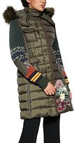 Desigual Women's Abrig_michelle Coat