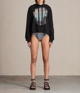 AllSaints Agnes Juba Bikini Bottoms