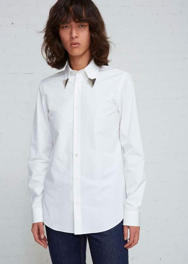 Calvin Klein Poplin Western Tipped Shirt