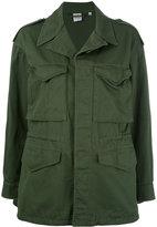Aspesi cargo pocket military jacket - women - Cotton - S