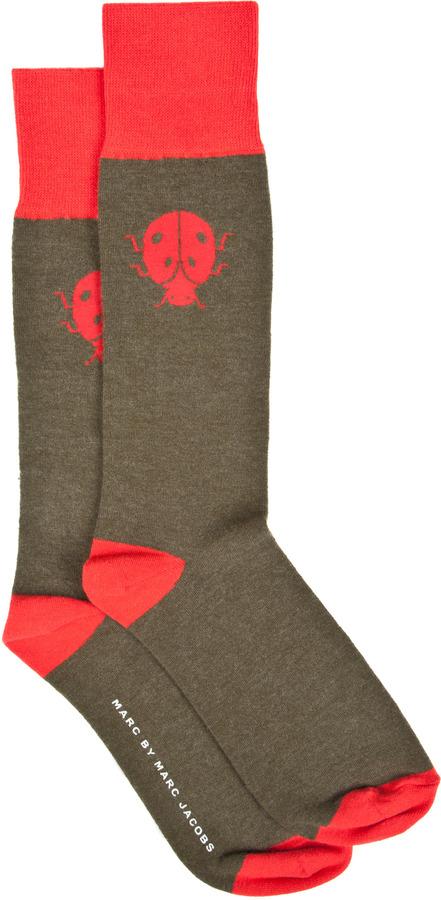 Marc by Marc Jacobs Ladybug Socks