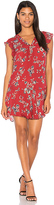 Joie Almarie B Dress in Red. - size L (also in M,S,XS)