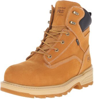Timberland Men's 6 Inch Resistor Comp Toe Waterproof INS Work Boot
