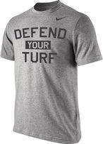 Nike defend your turf tee - men