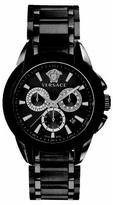 Versace Character Collection VQN070015 Men's Stainless Steel Quartz Watch